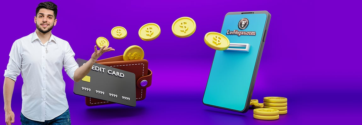 LeoVegas Withdrawals: methods & how to withdraw funds