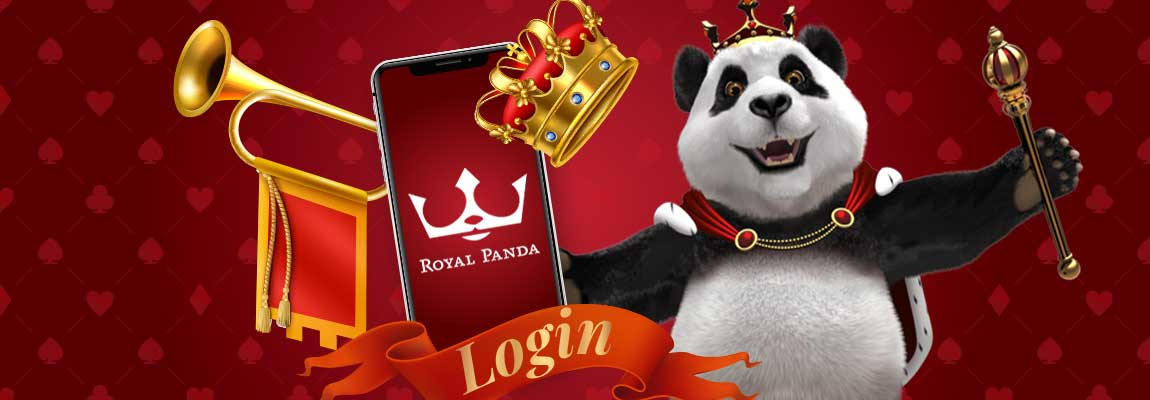 Step-by-step guide to the Royal Panda login process