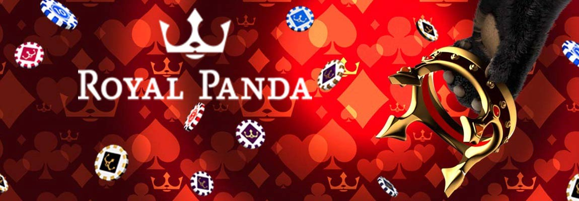 royal panda deposit banner