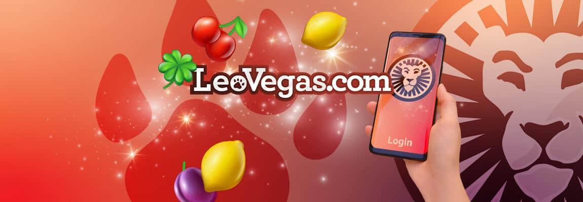 Discover the LeoVegas casino login process