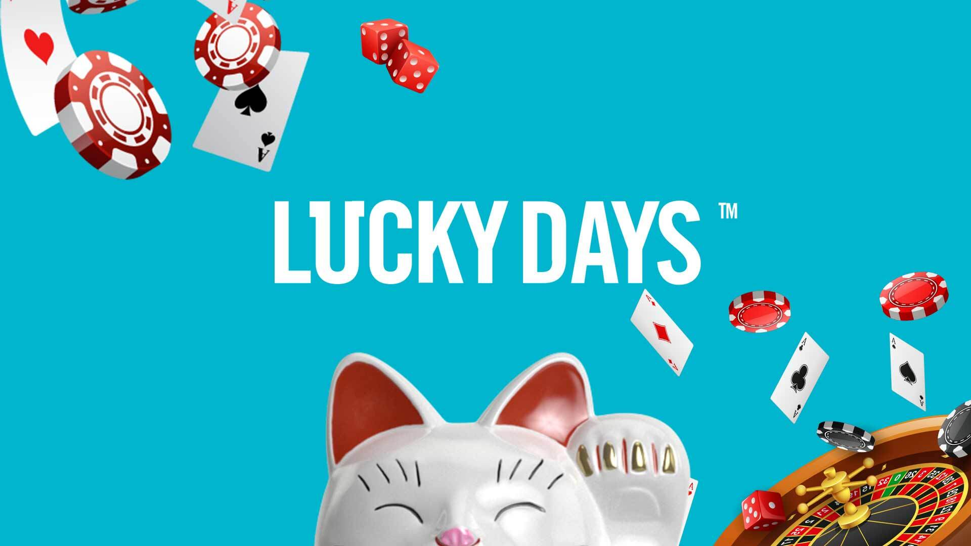 Lucky-days-wagering-requirements