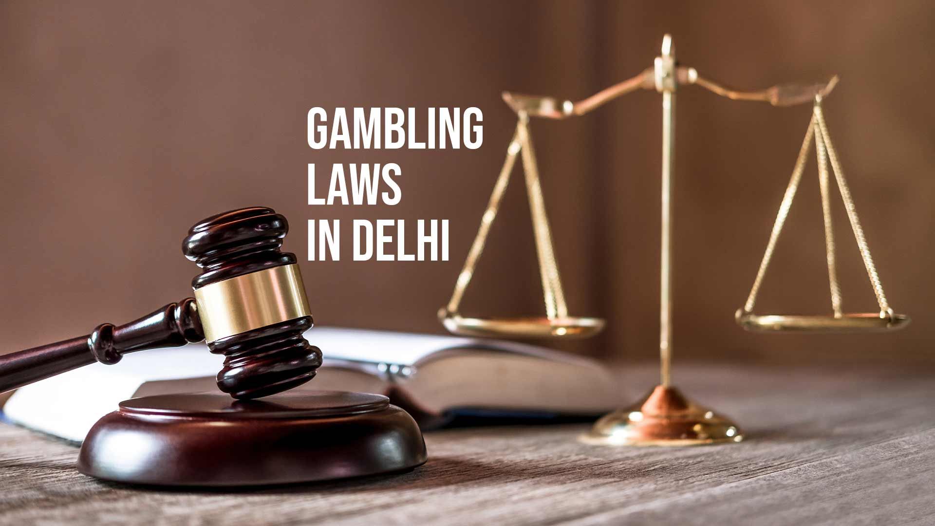 gambling laws in delhi